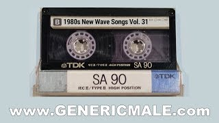 80s New Wave / Alternative Songs Mixtape Volume 31