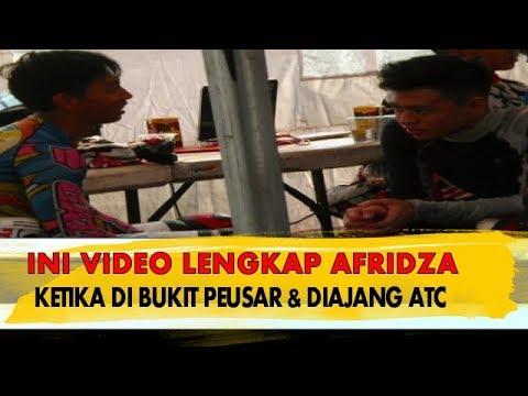 INI VIDEO LENGKAP AFRIDZA KETIKA DI BUKIT PEUSAR & DIAJANG ATC