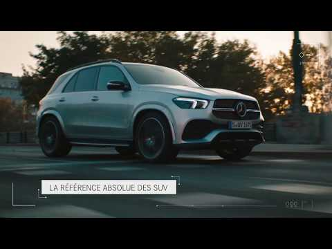 Mercedes-Benz | Découvrez le Nouveau GLE