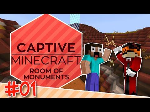 Captive Minecraft Es Beginnt Erneut Mit Dhalucard - Minecraft captive spiele