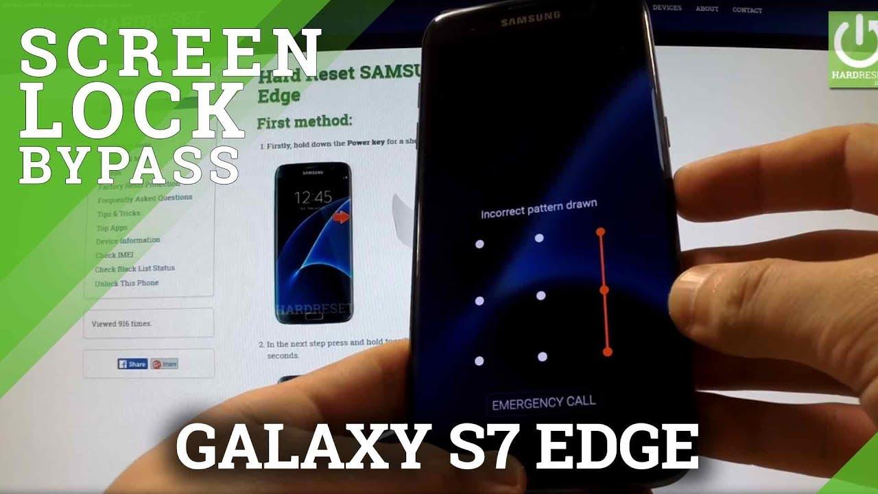 Hard Reset SAMSUNG G891A Galaxy S7 Active - HardReset info