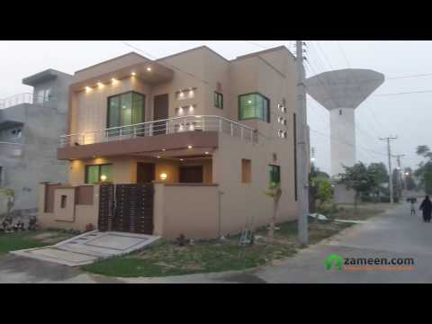 CORNER HOUSE IS AVAILABLE FOR SALE IN IZMIR TOWN LAHORE