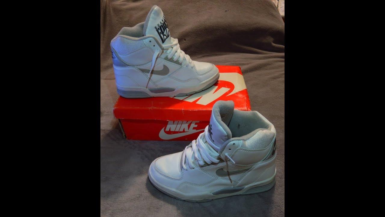 Vintage Nike Quantum Force High (1990)