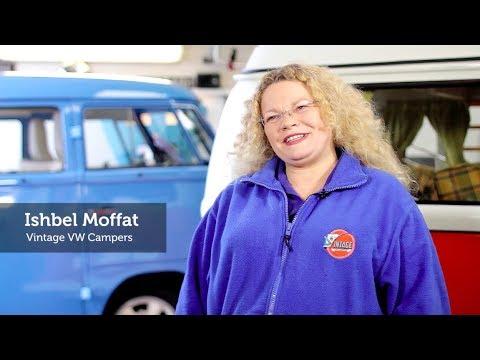 Business Short: Vintage VW Campers