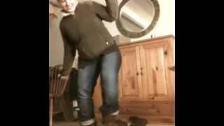 Angela dances in Big Luke