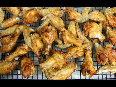 Ultimate Crispy Chicken Wings Tastytuesdays Caribbeanpot