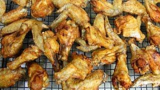 ULTIMATE Crispy Chicken Wings #TastyTuesdays | CaribbeanPot.com