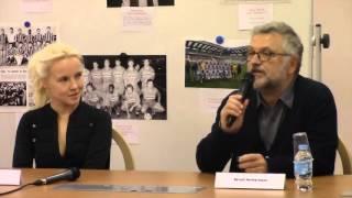 Conférence Ecrire le Sport #3 : Le sport était-il mieux avant ?