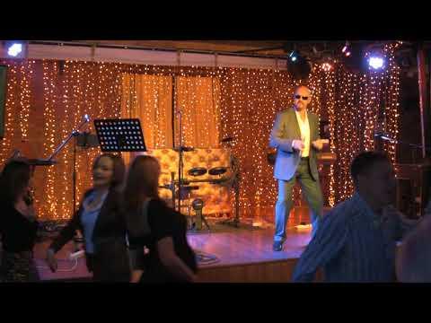 Выступление на юбилее в ресторане Кама города Перми