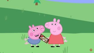#Peppa Pig Eating Candy #Monster Eating Candy #Solo Eating Candy #FingerFamily Songs
