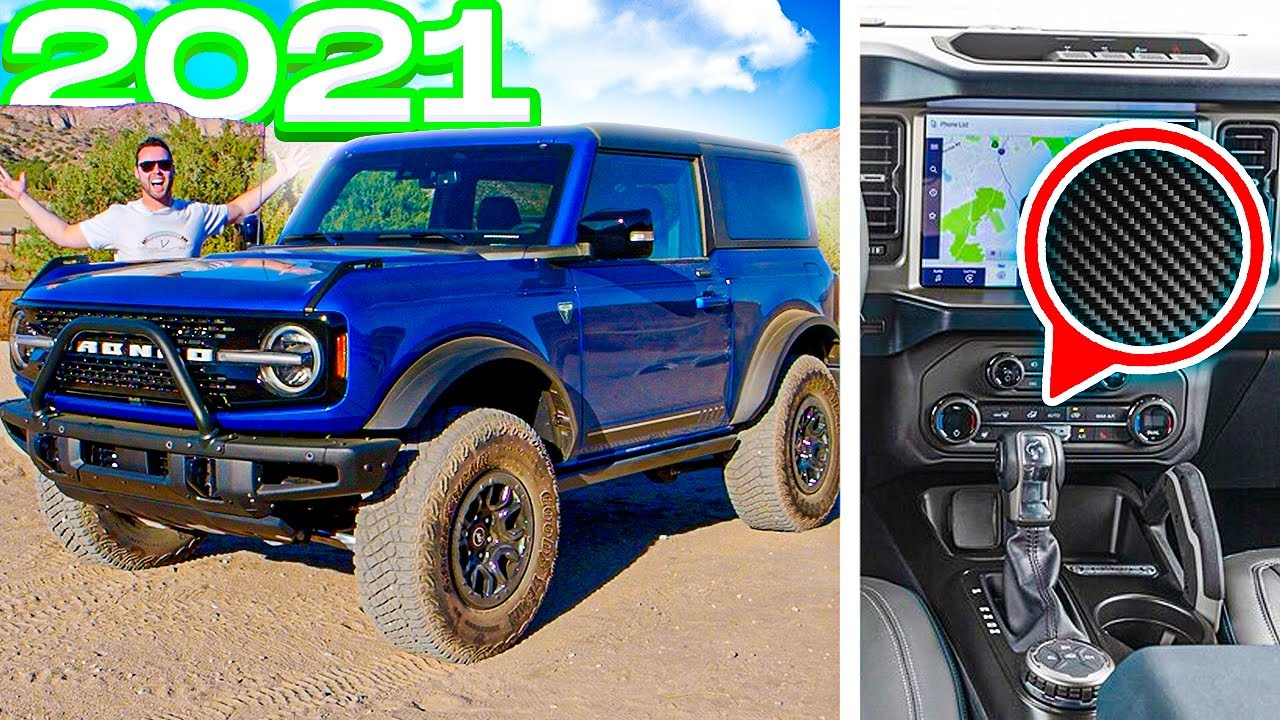 Here's Why The 2021 Ford Bronco Is BETTER Than A Jeep Wrangler!