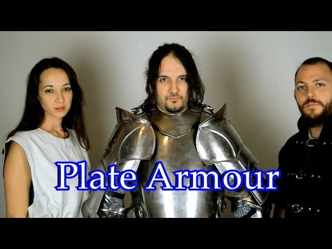 Plate Armour - Medieval or Not?