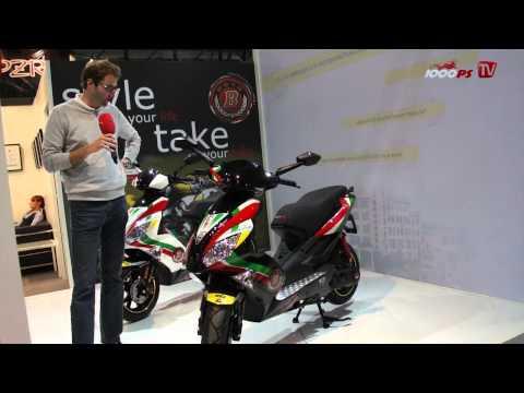 MotoB Scooter 2012