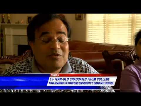 15 year old Memphian prepares for graduate school Action News 5 Memphis Tennessee WMCTV 050820141822