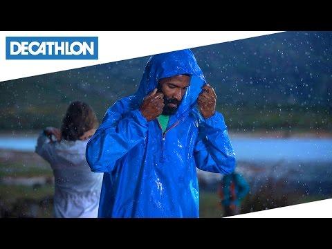 reputable site 7f368 01c15 Giacca Rain-Cut Quechua - Uomo, donna e bambino   Decathlon ...