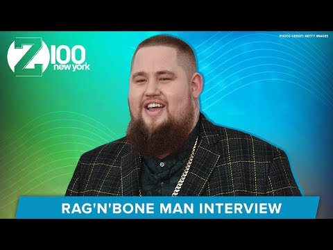 Rag'n'Bone Man Explains What His Name Really Means