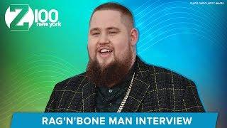 Rag'n'Bone Man Explains What His Name Really Means