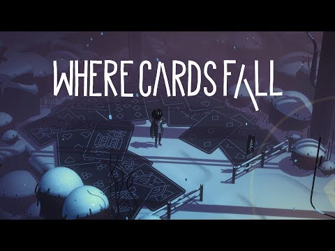 Where Cards Fall – Available Now Exclusively On Apple Arcade
