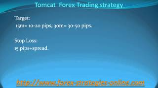 Tomcat  Forex Trading strategy
