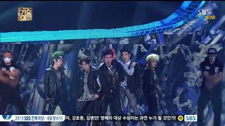 SBS [2013가요대전] - 블락비(Block B) 'Very Good'