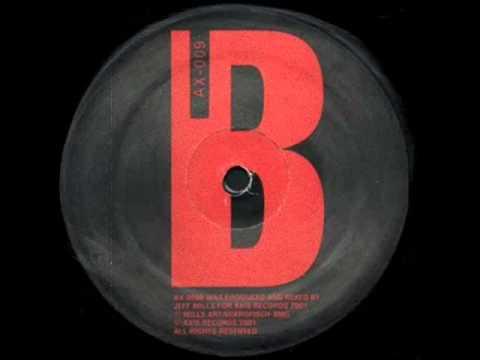 Jeff Mills - AX-009 A/B (Side D2)