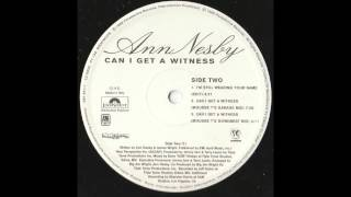Ann Nesby   Can I Get A Witness Mousse T s Garage Mix