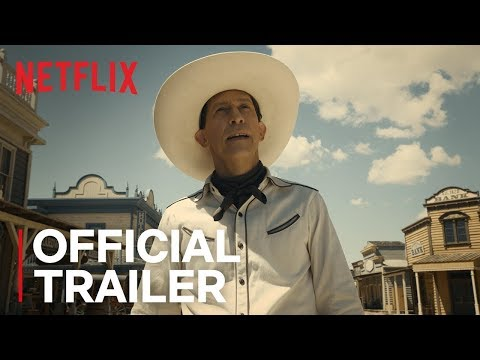 The Ballad of Buster Scruggs trailers
