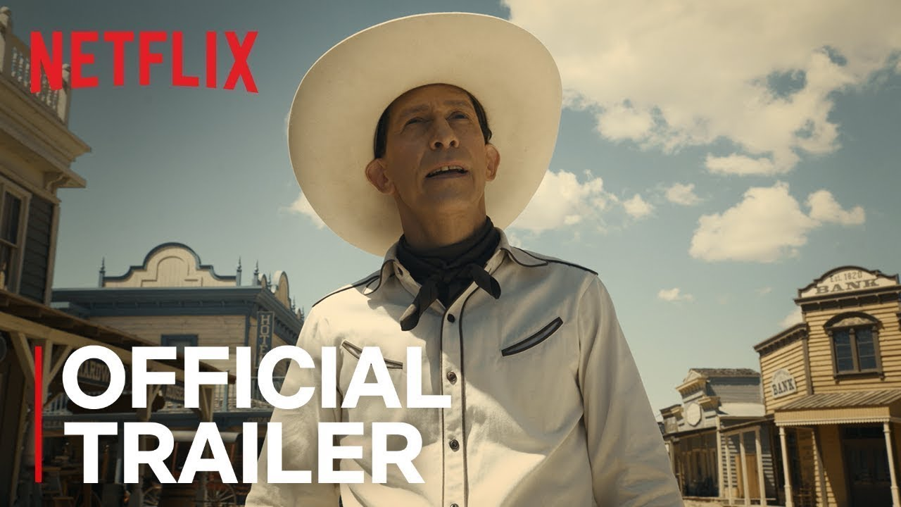 Photo of ethan coen ภาพยนตร์ – The Ballad of Buster Scruggs | Official Trailer [HD] | Netflix