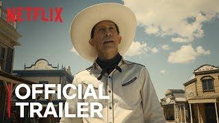 Bekijk hier de trailer van de epische western The Ballad of Buster Scruggs