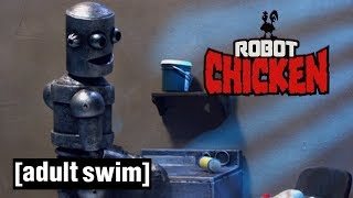 4 Robot Chicken Robot Moments | Robot Chicken | Adult Swim