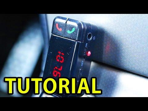 Bluetooth Car transmitter Tutorial 2016