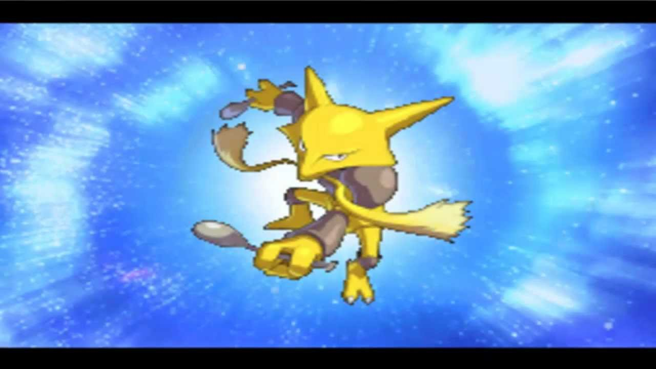 how to get alakazam pokemon conquest