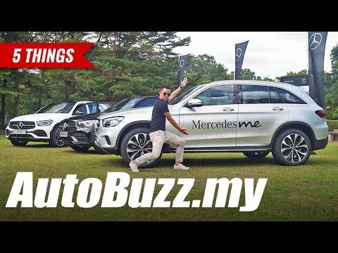 2019 Mercedes-Benz GLC, 5 Things- AutoBuzz.my