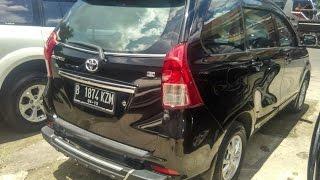 2014 Toyota All New Avanza 1.3 G (mesin, interior, exterior)