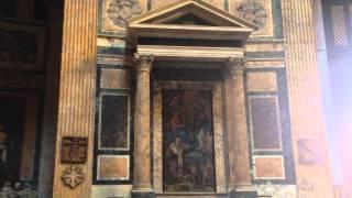 Италия  Рим  Пантеон(, 2014-05-05T18:16:40.000Z)
