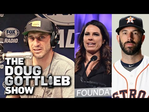Mets Advisor Jessica Mendoza Calls Out Mike Fiers for Exposing Astros - Doug Gottlieb