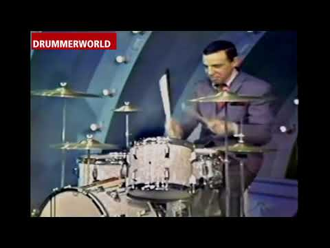 "Buddy Rich: Drum Solo ""Caravan"""