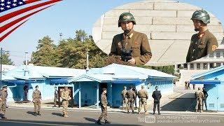 米国防長官が軍事境界線(38度線)を視察【朝鮮半島】