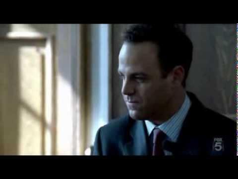 Prison Break  agent Kellerman as a witness