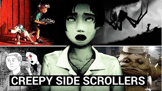 10 Creepy Side Scroller Games That Will Freak You Out