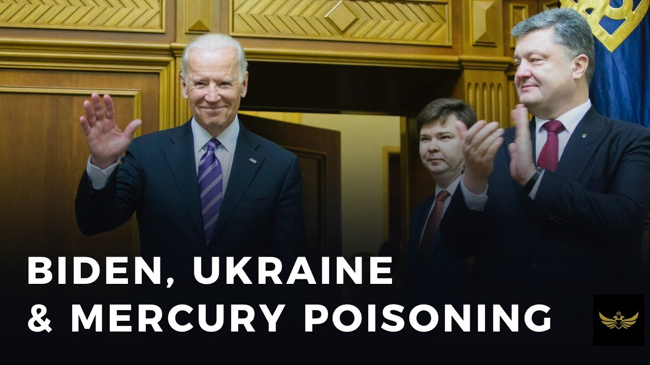 Joe Biden, Ukraine and Viktor Shokin Mercury Poisoning
