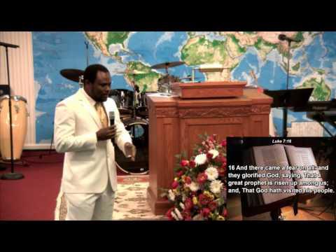Activating God's Promises // Pastor Celestine Nakeli