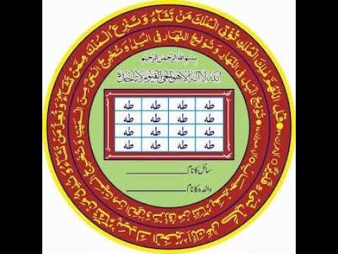 taweez for money in urdu