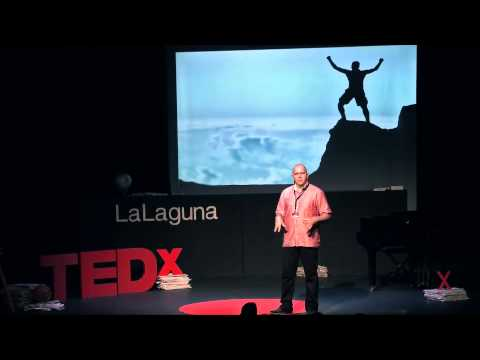 Free software, beyond software | Agustín Benito | TEDxLaLaguna