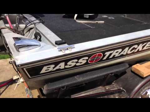 1988 Bass Tracker Tx 17