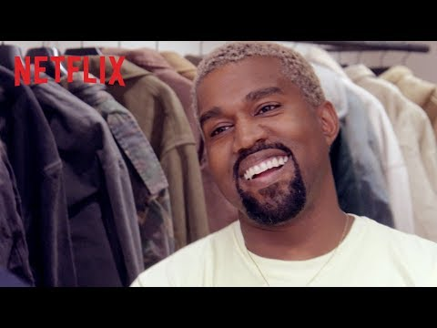 Inside Kanye West's California Home | My Next Guest With David Letterman | Netflix