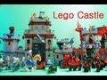 Lego 2013 Castle 70400 - 70404 (All) - Stop motion Build Review (레고 캐슬)