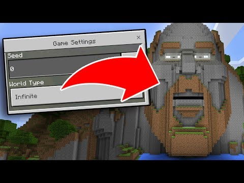 The Most CREEPY SEED in Minecraft Pocket Edition!!!