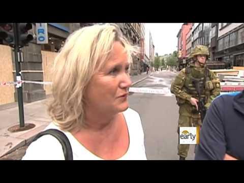 Deadly terror attack in Norway