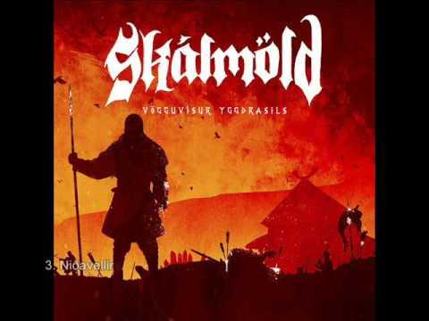Skálmöld - Vögguvisur Yggdrasils [Full Album CD1] 2016